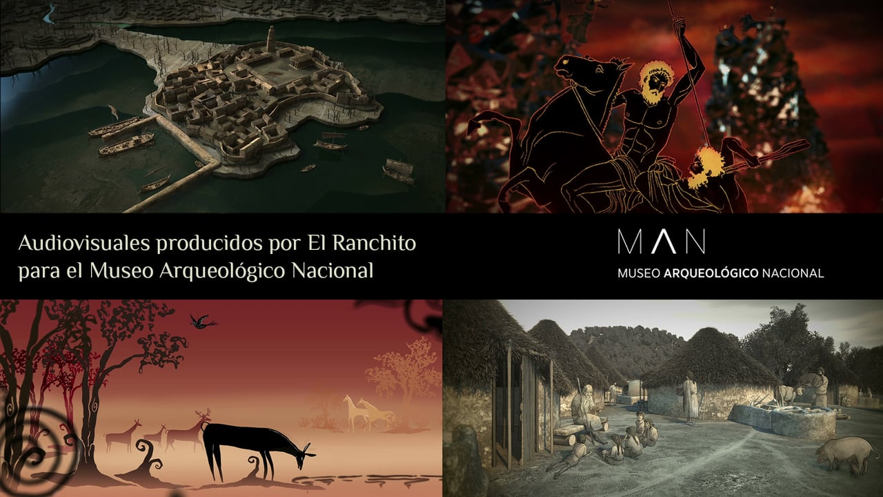 Museo Madrid Visuals image